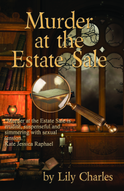 Murder at the Estate Sale | Lily Charles (ARC Review)